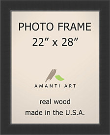Amanti Art Steinway Black 14X18 Matted To 11X14 Opening Wall Picture Photo Frame