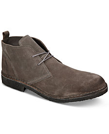 Kenneth Cole Men's Hewitt Suede Chukka Boots