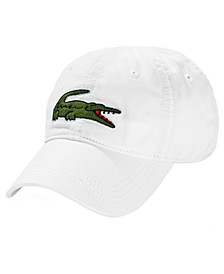 Men's Core Oversized Embroidered Croc Logo Hat