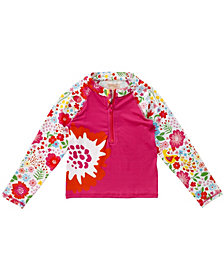 Masala Baby Rashguard Long Sleeves English Garden Multi