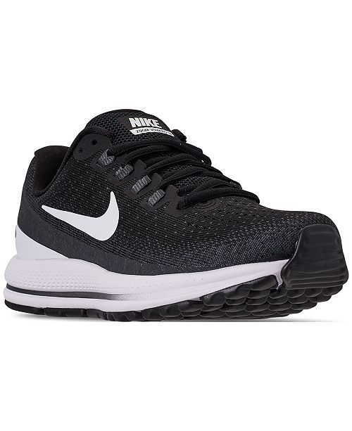 pretty nice 16847 0ac14 Nike Women s Air Zoom Vomero 13 Running Sneakers from Finish ...