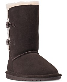 Bearpaw Little Girls' Lori Winter Boots from Finish Line