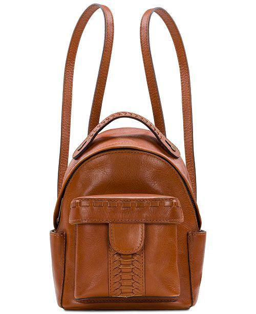 Patricia Nash Heritage Matelica Mini Convertible Backpack   Reviews ... bfd8fbf919e7b