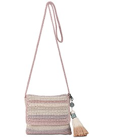 The Sak Costa Mesa Crochet Mini Bag