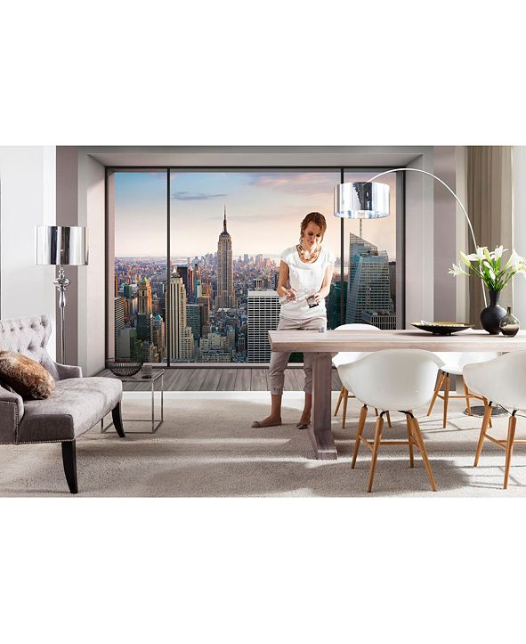 Brewster Home Fashions Penthouse Wall Mural