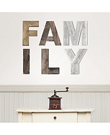 Family Wall Art Kit