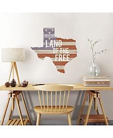 Texas Wall Art Kit
