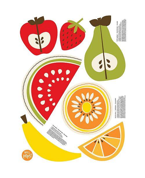 Brewster Home Fashions Tutti Frutti Wall Art Kit