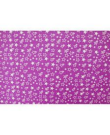 Pink Glitter Stars Adhesive Film Set Of
