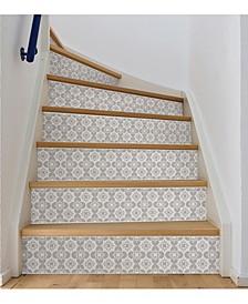 Scandia Stair Stripe Decal