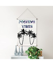 Positive Vibes Tapestry