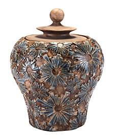 Cusco Small Temple Jar