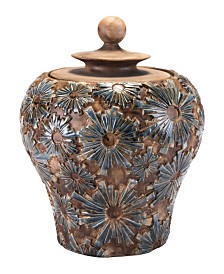 Zuo Cusco Small Temple Jar