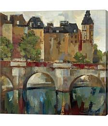 Paris Late Summ by Silvia Vassileva