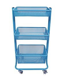 Home Storage Kitchen Utility Cart