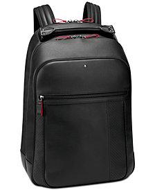 Montblanc Urban Racing Spirit Large Leather Backpack
