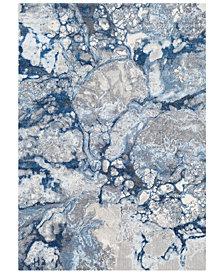 """Surya Aberdine ABE-8029 Bright Blue 5'2"""" x 7'6"""" Area Rug"""