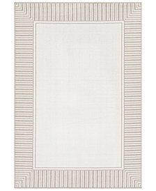 "Surya Alfresco ALF-9681 Taupe 18"" Square Swatch"