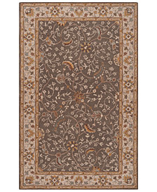 Surya Caesar CAE-1093 Medium Gray 10' x 14' Area Rug