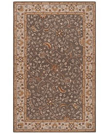 Surya Caesar CAE-1093 Medium Gray 12' x 15' Area Rug