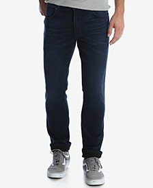 Men's Regular Fit Straight Leg Jeans