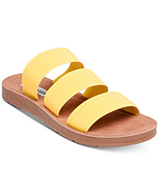 Steve Madden Women's Pascale Flat Sandals