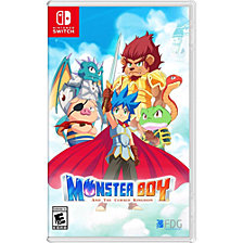 Monster Boy Cursed Kingdom Nintendo Switch