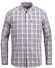Barbour Men's Stapleton Bibury Plaid Shirt