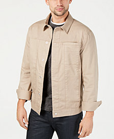 Alfani Men's Denim Jacket, Created for Macy's