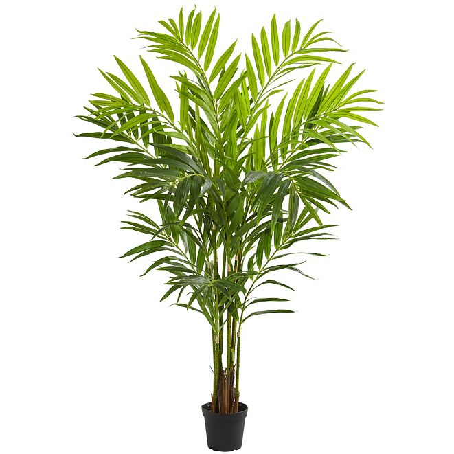 Nearly Natural King Palm Artificial Tree