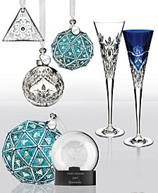 Waterford Crystal 2019 Times Square Collection
