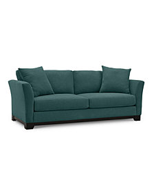 "Elliot II 90"" Fabric Sofa"