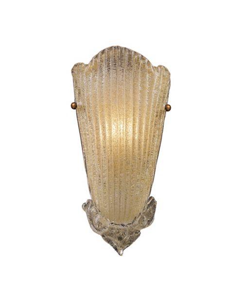 ELK Lighting Providence 1-Light Sconce in Gold Leaf