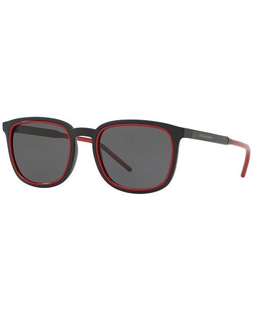 Dolce & Gabbana Sunglasses, DG6115 53