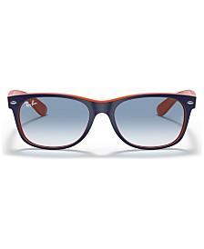 Ray-Ban Sunglasses, RB2132 NEW WAYFARER