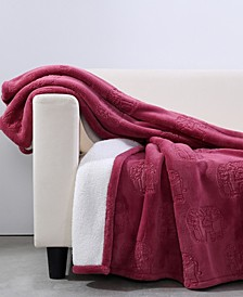 Blanket & Home Co.® Elephant Sherpa Throw