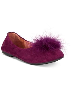 by Kenneth Cole Women's Portia Pom Pom Flats Women's Shoes