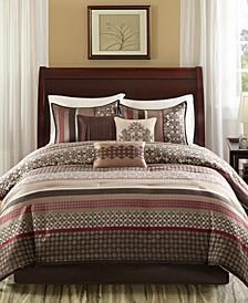 Princeton 7-Pc. King Comforter Set