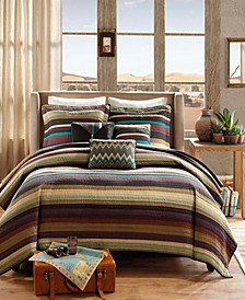 Yosemite 6-Pc. King/California King Coverlet Set