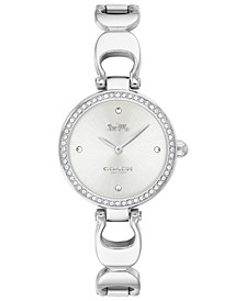 Women's Park Stainless Steel Bracelet Watch 26mm