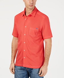Tommy Bahama Men's Emfielder 2.0 Camp Shirt
