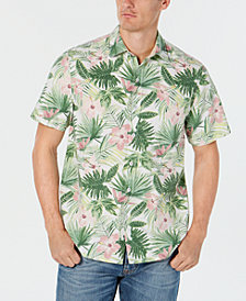 Tommy Bahama Men's Kayo Blossoms Tropical-Print Shirt