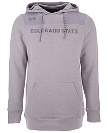Under Armour Men's Colorado State Rams Threadborne Fleece Hoodie