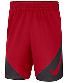 Nike Men's Ohio State Buckeyes Hybrid Shorts