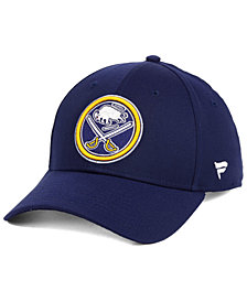 Authentic NHL Headwear Buffalo Sabres Fan Basic Adjustable Cap