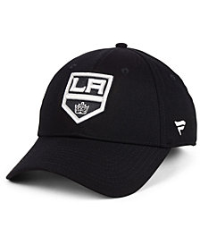 Authentic NHL Headwear Los Angeles Kings Fan Basic Adjustable Cap