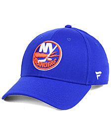 Authentic NHL Headwear New York Islanders Fan Basic Adjustable Cap