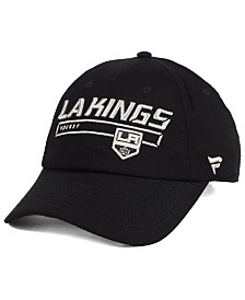 Authentic NHL Headwear Los Angeles Kings Rinkside Fundamental Adjustable Cap