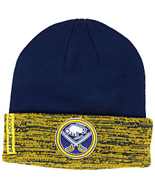 Authentic NHL Headwear Buffalo Sabres Pro Rinkside Cuffed Knit Hat