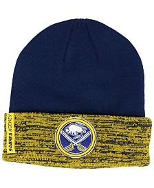 Authentic NHL Headwear Buffalo Sabres Pro Rinkside Cuffed Knit Hat